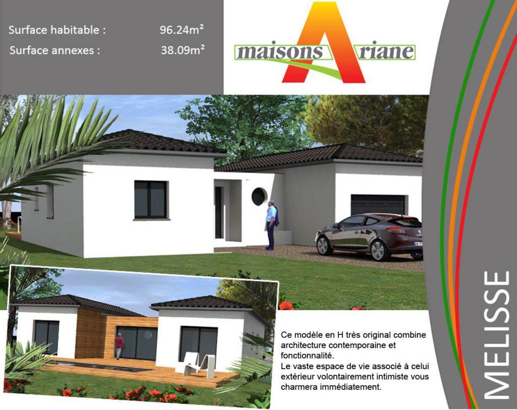Modèle Maison Mélisse