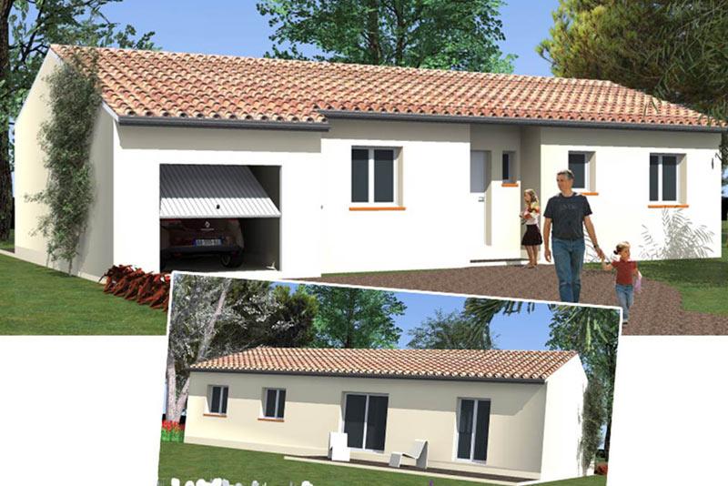 Offre Terrain + Maison